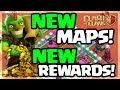 NEW Goblin Maps NEW Rewards Confirmed - Clash of Clans UPDATE October 2018!