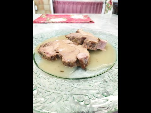 Le ricette di Alessandra: L'arrosto di vitello