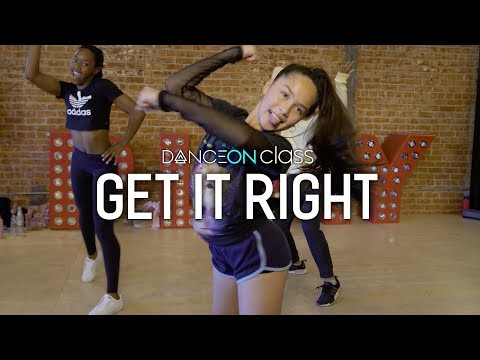 Diplo ft MØ  Get It Right  Guy Groove Choreography  DanceOn Class