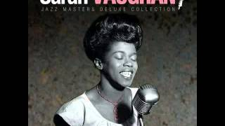 Watch Sarah Vaughan Triste video