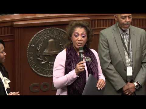 Cobb County Board of Commissioners - 01/24/17