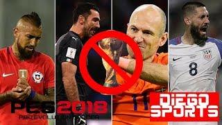 PES 2018 | Mundial de los picados | Diego Sports