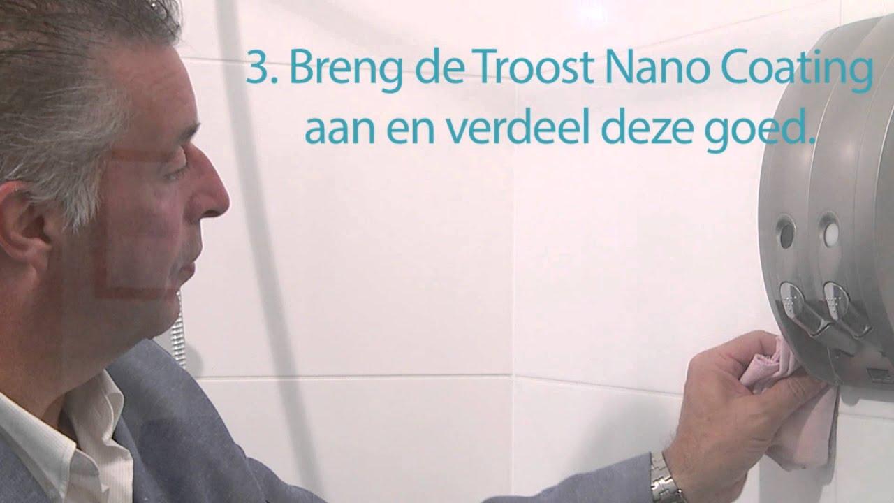 Nano Coating Badkamer : Andre troost badkamer tel youtube