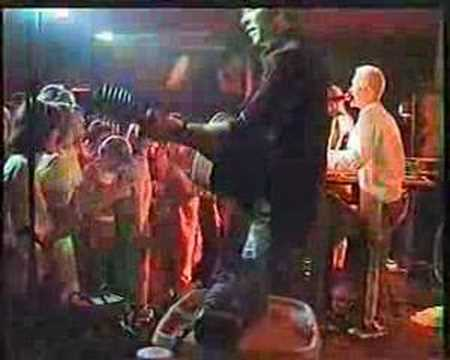 Howard Jones - Let the People Have Their Say Live' Cardiff 1999