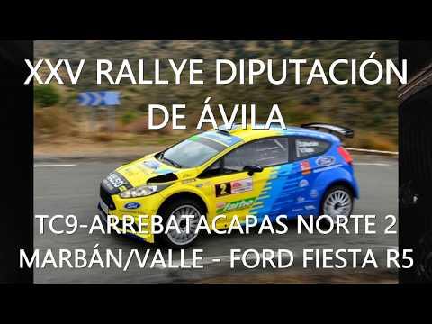 Rallye de Ávila 2018 - TC9 - Arrebatacapas N2 - Marbán/Valle - Ford Fiesta R5