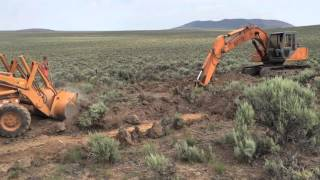 Mining for Oregon Sunstone