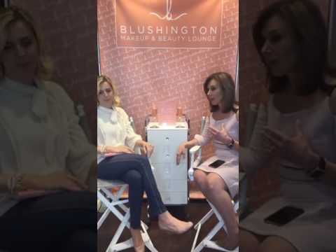 Blush Talks with Rosanna Scotto
