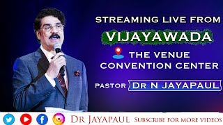 One Day Get Together | The Venue-Vijayawada | Afternoon session | 08-01-2019 | Dr.Jayapaul