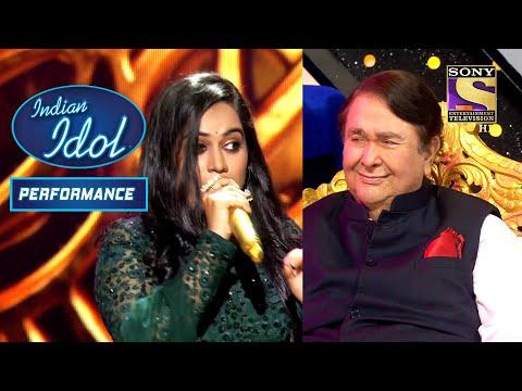 "Sayli ने दिया Exquisite Performance ""Ramaiya Vatsavaiya "" गाने पर | Indian Idol Season 12"