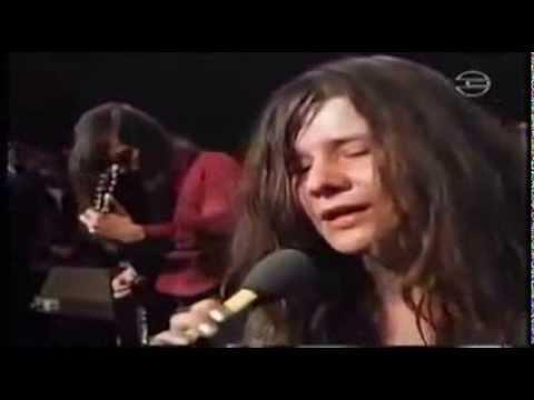 Janis Joplin - Summertime & Ball and Chain (live in Frankfurt 1969)