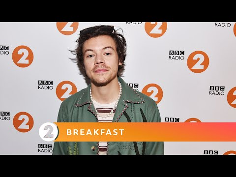 Harry Styles - Big Yellow Taxi (Joni Mitchell Cover) Radio 2 Breakfast