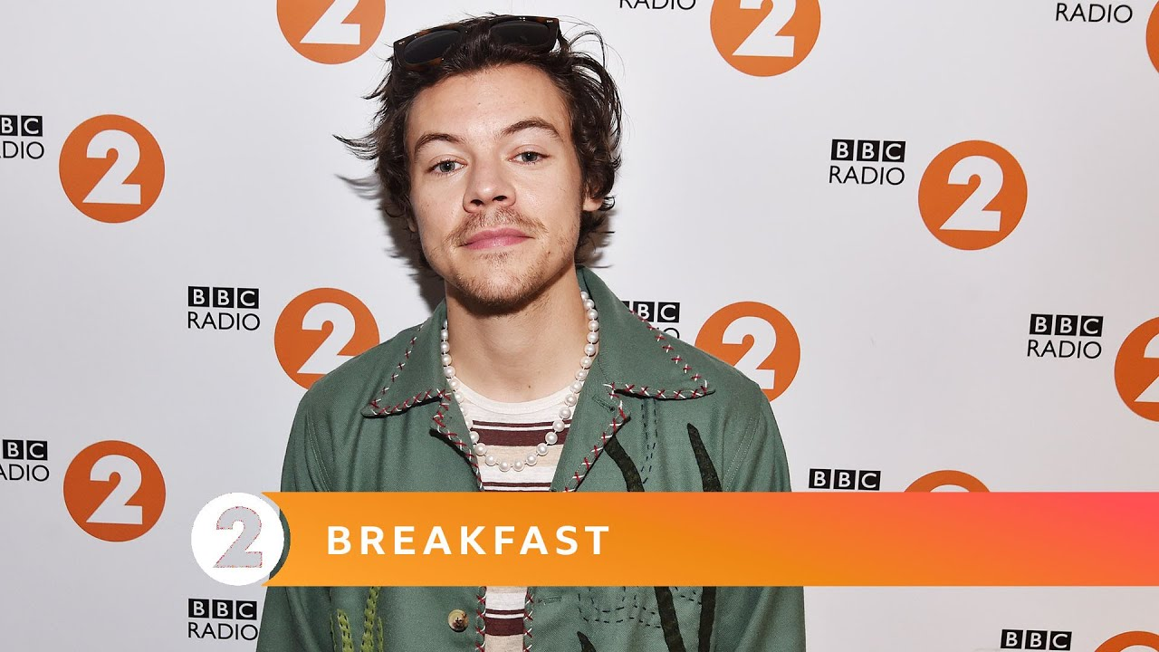 Harry Styles - Big Yellow Taxi (Joni Mitchell Cover) Radio 2 Breakfast