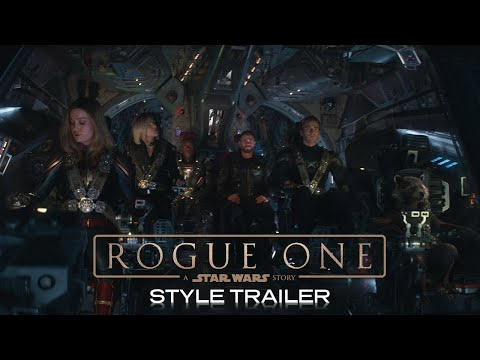 Avengers: Endgame (Rogue One: A Star Wars Story Trailer 2 Style)