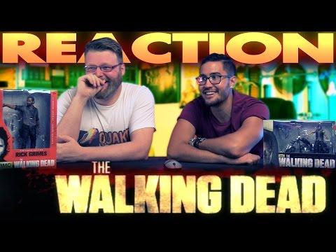 The Walking Dead Season 7 Comic-Con Trailer REACTION!!