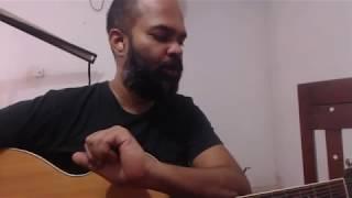 Waradak Kalath Easy Guitar Lesson