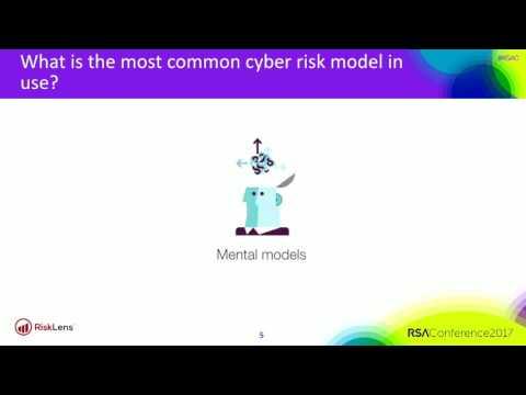 Tomorrow's Cyber-Risk Analyst