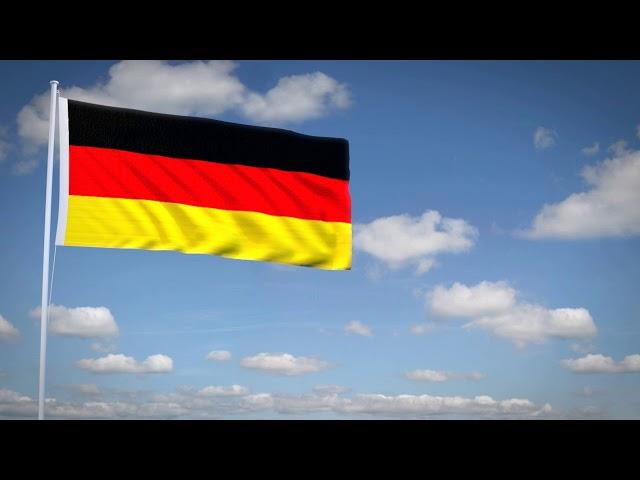 Studio3201 - Animated flag of Germany