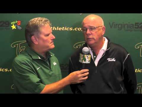 Tribe Football Press Conference: Week 5 (Head Coach Jimmye Laycock)