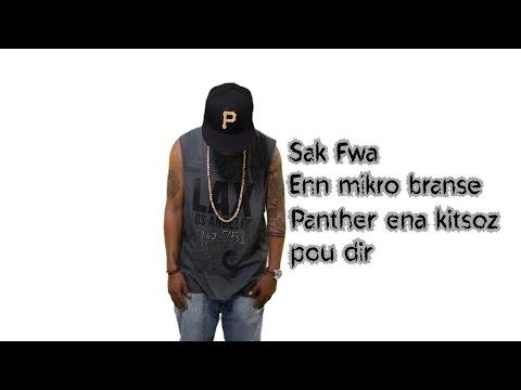 Rev Enn Morisyen - La Panther Noir (Rap Ile Maurice)