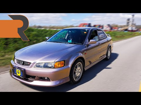 The JDM Honda Accord Euro-R is the Greatest Accord Ever Made!