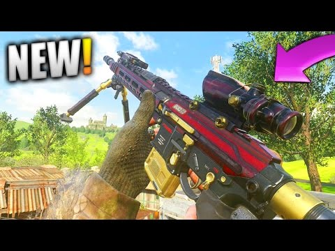 There's a BRAND *NEW* SNIPER! - IS IT GOOD?
