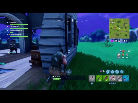 BEST Female FORTNITE PLAYER EVER  JOIN UP!!!!!