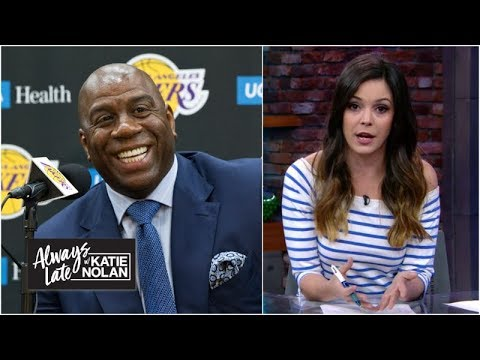 Why is there so much tampering in the NBA?   Always Late with Katie Nolan