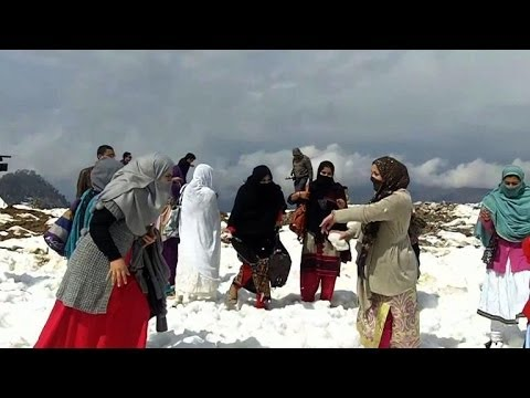 Pakistan snow festival attracts enthusiasts to Swat Valley