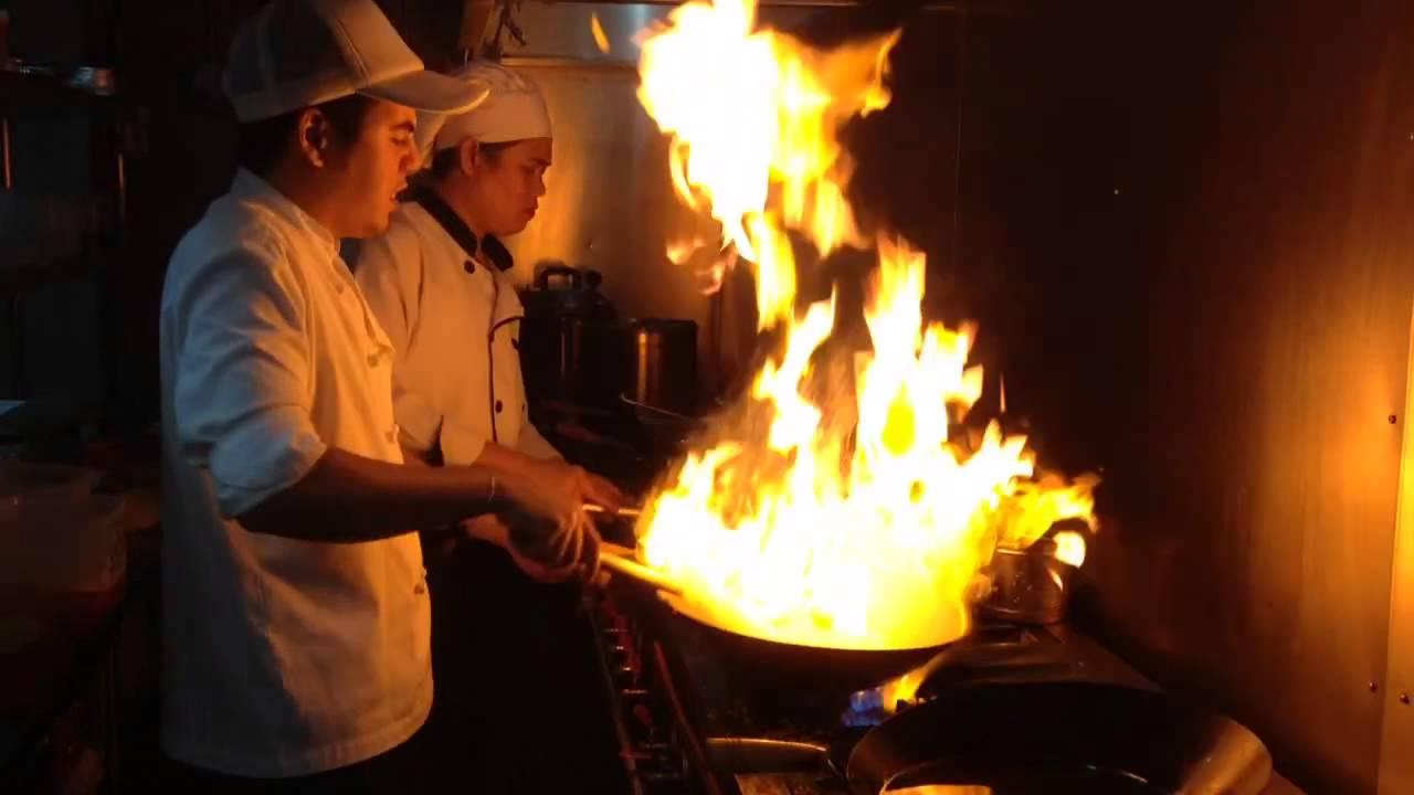Music Kitchen Chinese Food