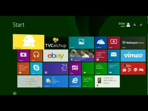 Snapchat download windows 8.1
