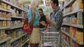 la mia vita a stelle e strisce   al supermercato