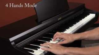 Kawai KDP90 Digital Piano Demo