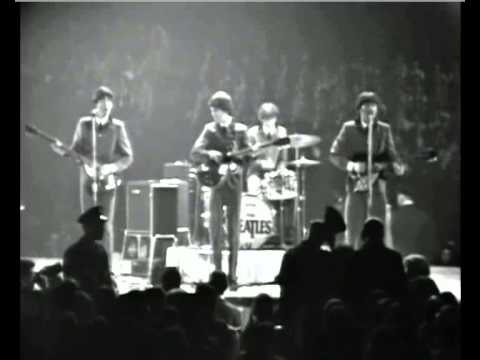 The Beatles @ the Washington Coliseum - I want to hold your hand