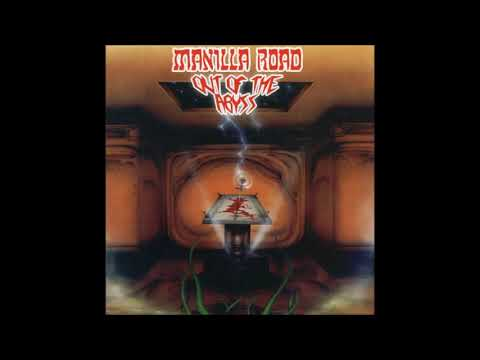 Manilla Road - Out of the Abyss 1988 (Full Album)