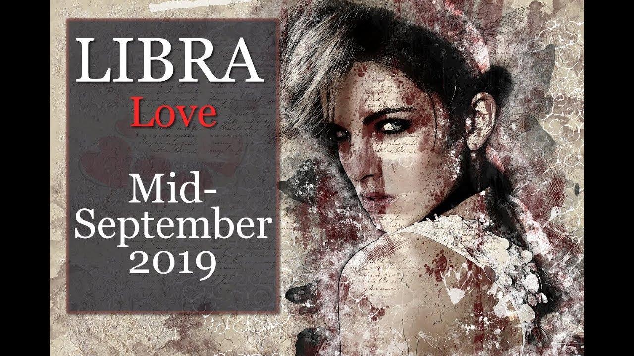 libra love horoscope tarot