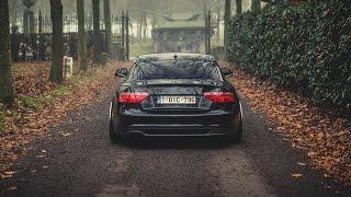 MikeCrawatPhotography: Audi A5 on Rotiform Wheels & AccuAir Suspension + E-Level