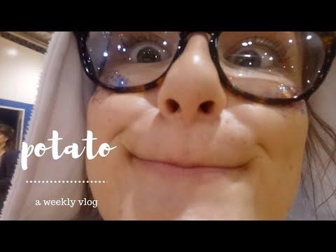 Rachel told me to call this vlog 'potato' | the dilEmma chronicles