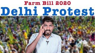 டெல்லி விவசாய போராட்டம் – தீர்வு என்ன? | Farm Bill 2021 | Tamil Pokkisham | Vicky | TP