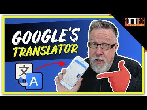 Google Translate 2018: Instant Interpreter!