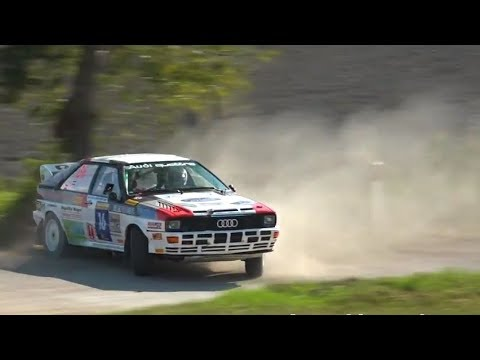 Rallylegend San Marino 2017 Day1