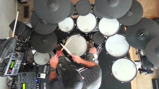 Stronger (Hillsong) Drum Cover (Gino Sobrito)