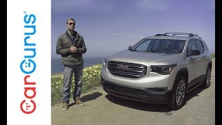 2018 GMC Acadia | CarGurus Test Drive Review