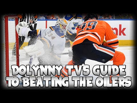 Dolynny TV's Guide On How To Beat The Oilers 101 | Edmonton Oilers Vs St. Louis Blues Game Review