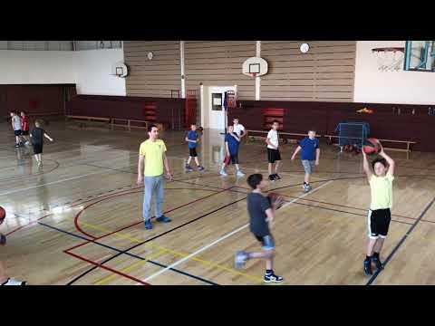 Škola košarke 2017 - 1 dio