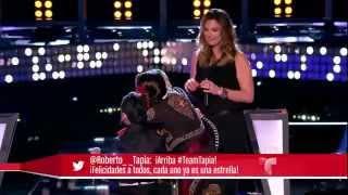 Ruby, Christo y Abril en Las Batallas de La Voz Kids (VIDEO)