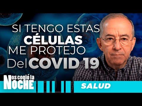 Si Tengo Estas CELULAS Me PROTEJO DEL COVID19, Oswaldo Restrepo - Nos Cogió La Noche