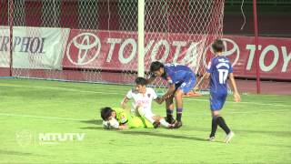 MTUTD.TV Highlight Ratchaburi 2-2 SCG Muangthong - Thai Premier League - Round 23