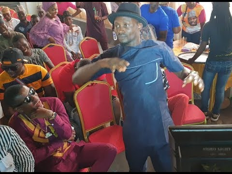Download Jigan Babaoja Got Small Doctor,Other Laughing As Danny S Steal The Shows With His Performance
