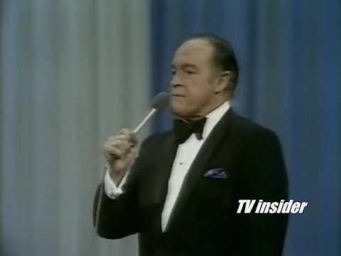 Miss World Bob Hope blooper 1970