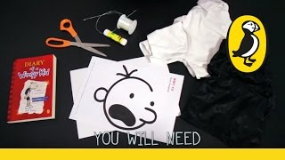 Dress up as Greg Heffley | Diary of a Wimpy Kid | Costume idea | World Book Day